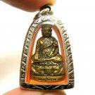 TAI HONG KONG CHOW SUE HOLY CHINESE MONK BUDDHA MAGIC LUCKY RICH AMULET PENDANT