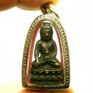 LP LEE BLESSED IN 1957 PHRA GRING BUILD PAGODA THAI BUDDHA LUCKY SUCCESS PENDANT