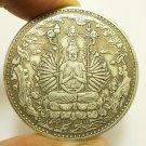 AVALOKITESVARA GUAN YIN BIG COIN 1000 HANDS BUDDHA QUAN IM SUCCESS HAPPY LUCKY