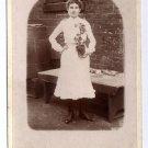 Female Occupational - Horticulturist Cabinet Card
