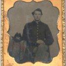 Civil War Cavalry Sixth Plate