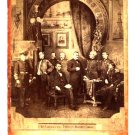 Union Generals and Lincoln Notman Cabinet Card