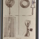 Chicago Steel Tape Co. Product Cabinet Card