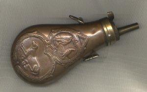 Handgun Powderflask