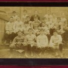 Kenyon College Football Team - c. 1895.