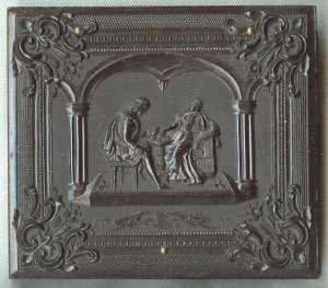 A Game of Chess Sixth Plate Case