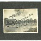 Crane on a Stream