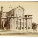 St. Johns Cathedral by W.H. Jackson