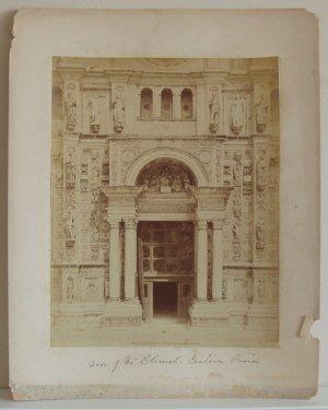 Doors and Windows of Certos Di Pavia Albumens