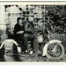 Harley-Davidson Silver Photogaph