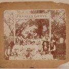 Franke's Grove Picnic