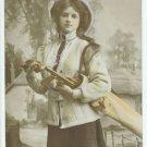 Woman Golfer - Tinted