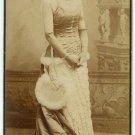 Sophie Lingwood Cabinet Card