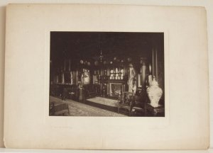 Interiors - Set of Three Silver Photographs
