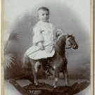 Child on a Hobby Horse