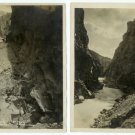 Bed-Rock at Shosone Dam
