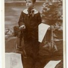 St. Louis Chronicle Newsboy Cabinet Card