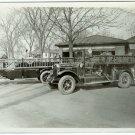 Early Fire Trucks