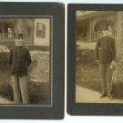 Span-Am Soldier Cabinet Cards