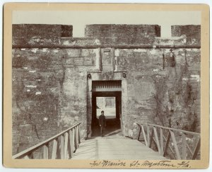 Fort Marion - St. Augustine Photographs