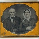 Dag of an Older Couple