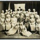 Czechoslovakian Nurses Silver Photograph