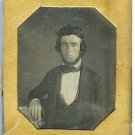 Bearded Gent Daguerreotype