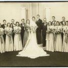 Wedding Party Photograph