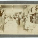 Dry Goods Store Silver Photograph