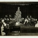 Christmas Concert Silver Photograph