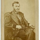 Ulysses S. Grant Cabinet Card