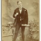 Cabinet Card of Actor Nat Goodwin