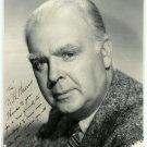 Autographed Silver Photograph of Pappy Cheshire