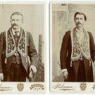 Identical Lodge Members Cabinet Cards