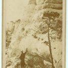 Monument Park Boudoir Cabinet Card