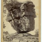 Balancing Rock Imperial Cabinet Card