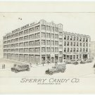 Sperry Candy Company - Photograph of a Drawing