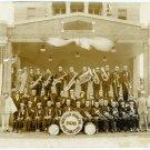 Wortham Municipal Band Silver Photograph