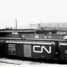Canadian National Rail Road Car