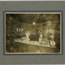 Butcher Shop Silver Photograph