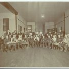 School Orchestra Silver Photograph