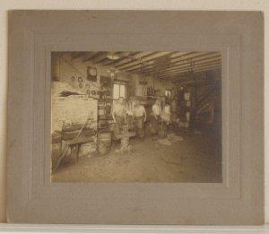 Blacksmiths Silver Photograph