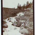 Castlewood Canyon Dam Leaking Boudoir Card