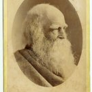 Cabinet of William Cullen Bryant by Sarony