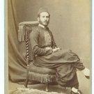 Turkish Man CDV
