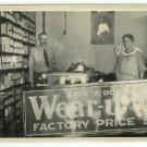 Shoe Store / Cobbler Photograph
