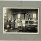 Logging Kitchen Silver Photograph