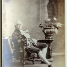 John Parselle Cabinet Card by Sarony