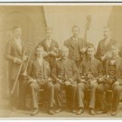 Novette Ensemble Cabinet Card