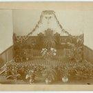 Boudoir Card of Church Interior